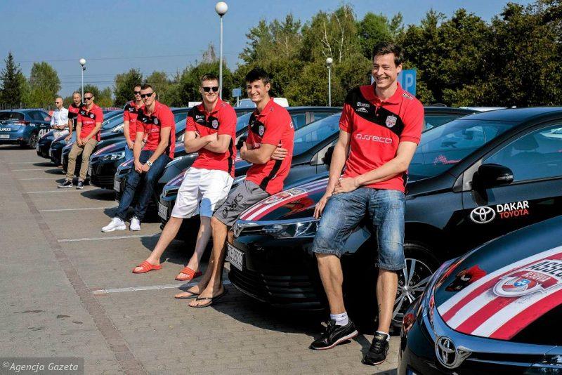 #VolleyNews: Nowe samochody Resoviaków
