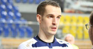 Benjamin Toniutti: Teraz skupiamy się tylko na mistrzostwie Polski