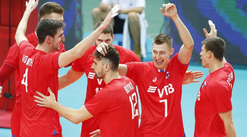 #MŚ2018: Holandia z trzema punktami, zacięta walka pomiędzy Rosją i Włochami!
