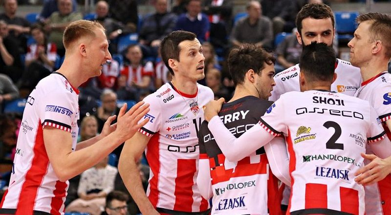 #PlusLiga: Tie-break w Katowicach i Radomiu, udany rewanż Resovii i AZS-u – za nami 23. kolejka