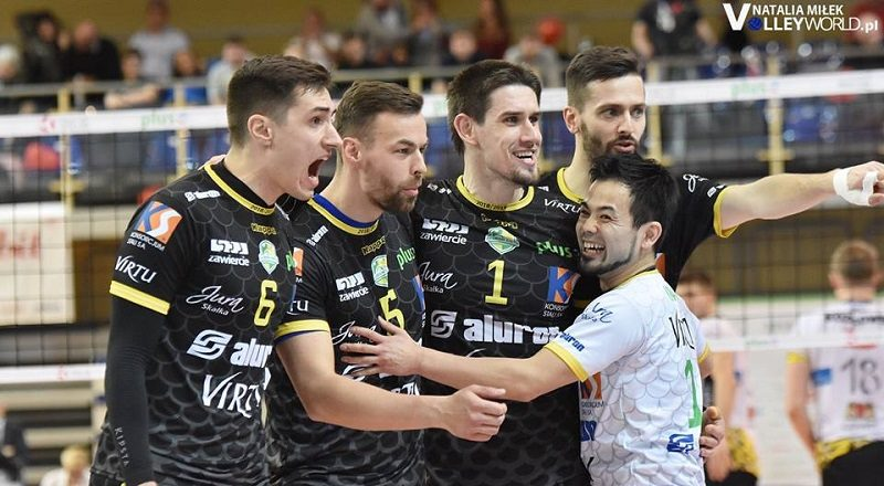 #PlusLiga: ZAKSA wygrała fazę zasadniczą, ONICO Warszawa zagra w półfinale, Jurajscy Rycerze z awansem do play-off – za nami 25. kolejka