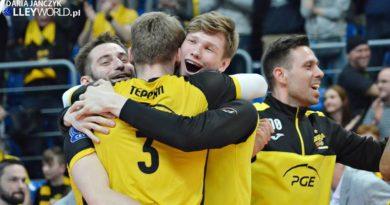 #LigaMistrzów: Drużyna z Gdańska i Bełchatowa w ćwierćfinale! ZAKSA żegna się z rozgrywkami