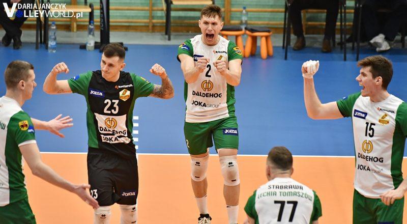#Krispol1Liga: KS Lechia Tomaszów Mazowiecki – SMS PZPS Spała (GALERIA)