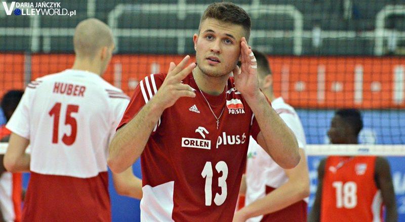 Przedmeczowa rozgrzewka #50: Mateusz Masłowski